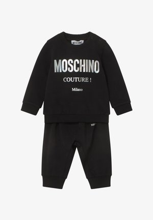 TRACKSUIT SET - Sweatshirt - black