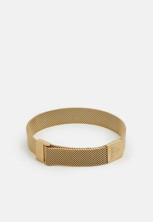 IDENTITY LOGO MAG UNISEX - Armband - gold-coloured