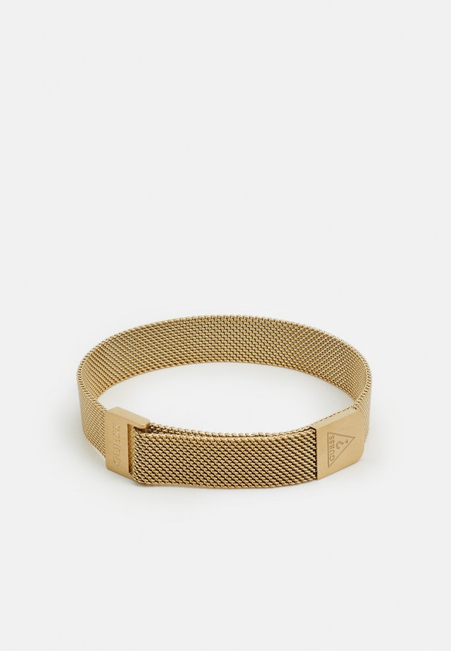 IDENTITY LOGO MAG UNISEX - Bracelet - gold-coloured