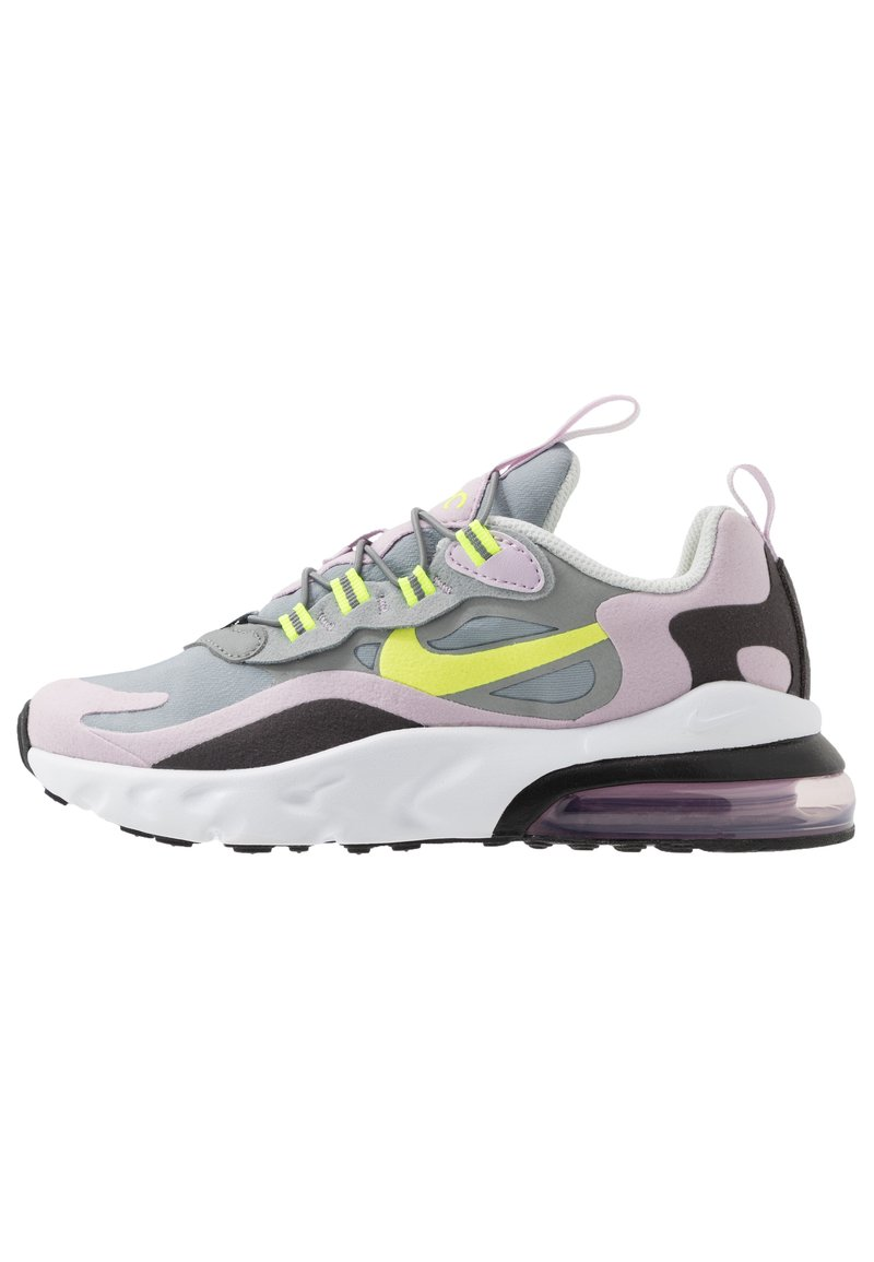 Nike Sportswear - AIR MAX 270 - Sneakersy niskie - particle grey/lemon/iced lilac/off noir