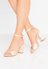 Lulipa London - DEB - High heeled sandals - oyster - 0