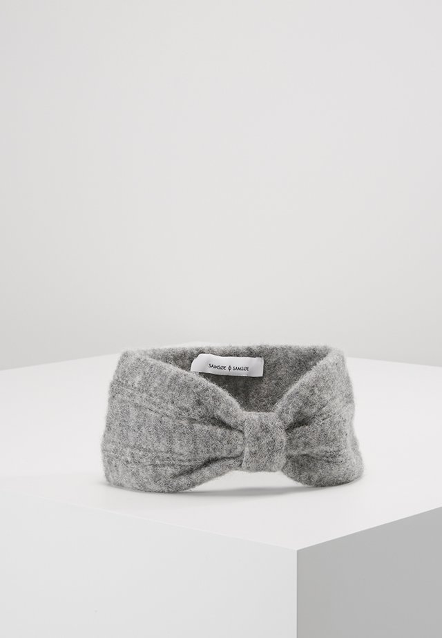 HEADBAND - Oorwarmers - grey