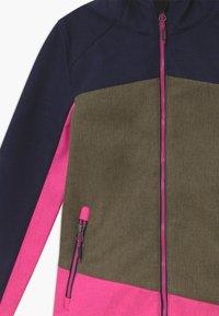 Killtec - LYNGE GIRLS - Soft shell jacket - khaki - 3