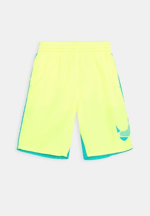 VOLLEY SHORT - Swimming shorts - lemon