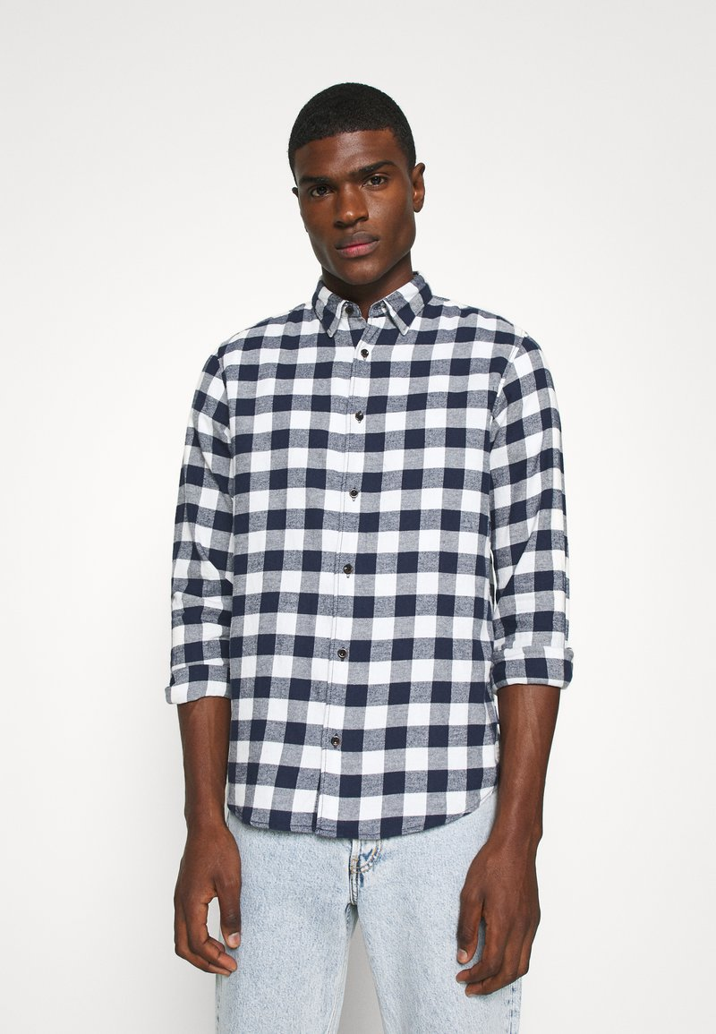 Jack & Jones - JORJAN  - Shirt - cloud dancer