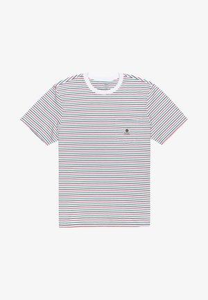 W1SSH1ELP1 - Print T-shirt - bone white