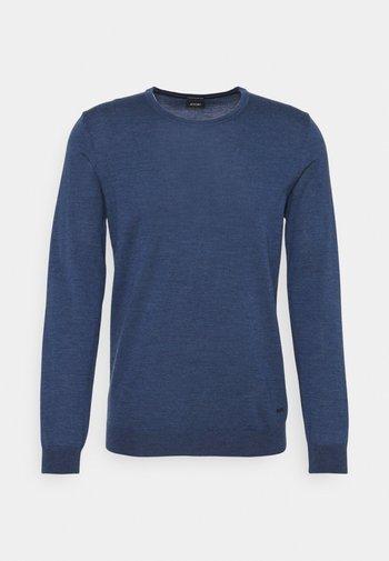DENNY - Maglione - medium blue