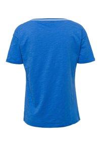 BRAX - STYLE CAMILLE - Basic T-shirt - ocean - 1