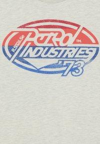 Petrol Industries - Triko spotiskem - grey - 3