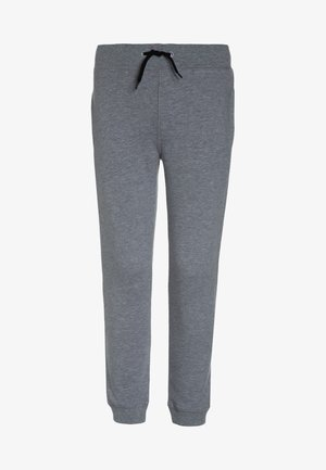 NKMSWEAT  - Trousers - grey melange