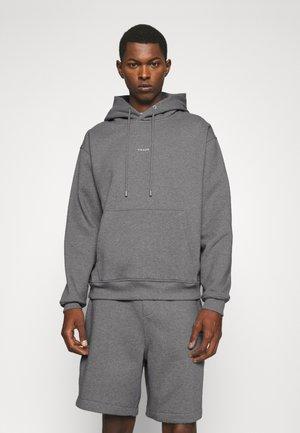 FRAME HOODIE - Sweatshirt - gris