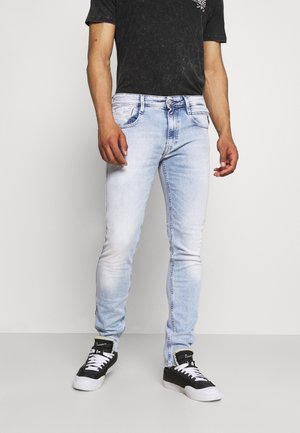 ANBASS BIO - Jeans Skinny Fit - superlight blue