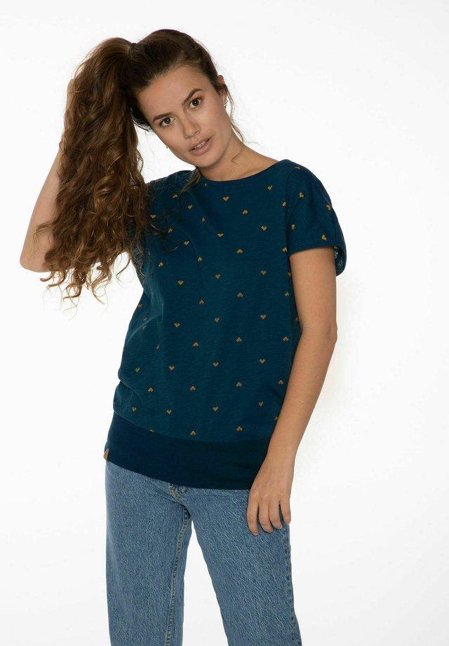 APHRODISM - T-shirt print - indigogo