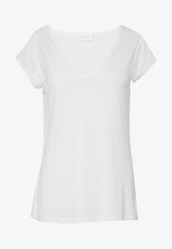 VISCOOP  - Basic T-shirt - optical snow