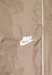 Nike Sportswear - SUIT BASIC - Tracksuit - olive grey/white - 3