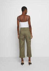 someday. - COSBY - Kalhoty - soft moss - 2