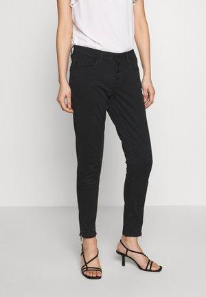 ANKLE - Jeans slim fit - black