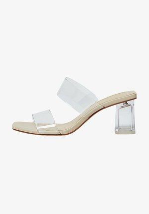 Sandaler - transparent