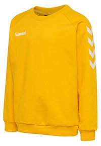 Hummel - HMLGO  - Sweatshirt - yellow - 2