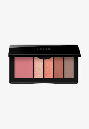 SMART EYES AND CHEEKS PALETTE - Eyeshadow palette - 03 coral profusion