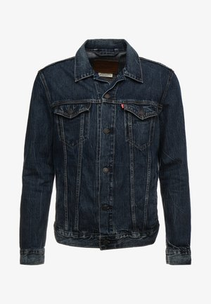 THE TRUCKER JACKET - Kurtka jeansowa - palmer trucker