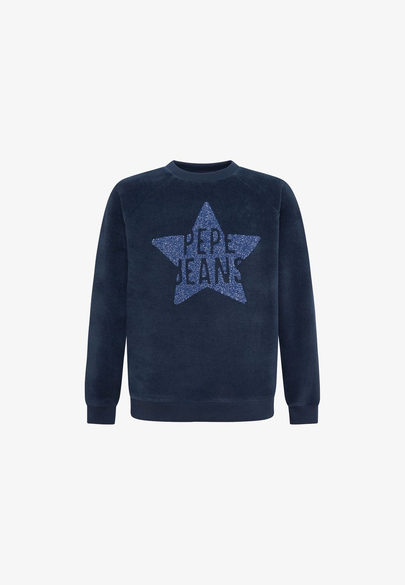 Pepe Jeans - CAMILE - Sweatshirt - dulwich schwarz