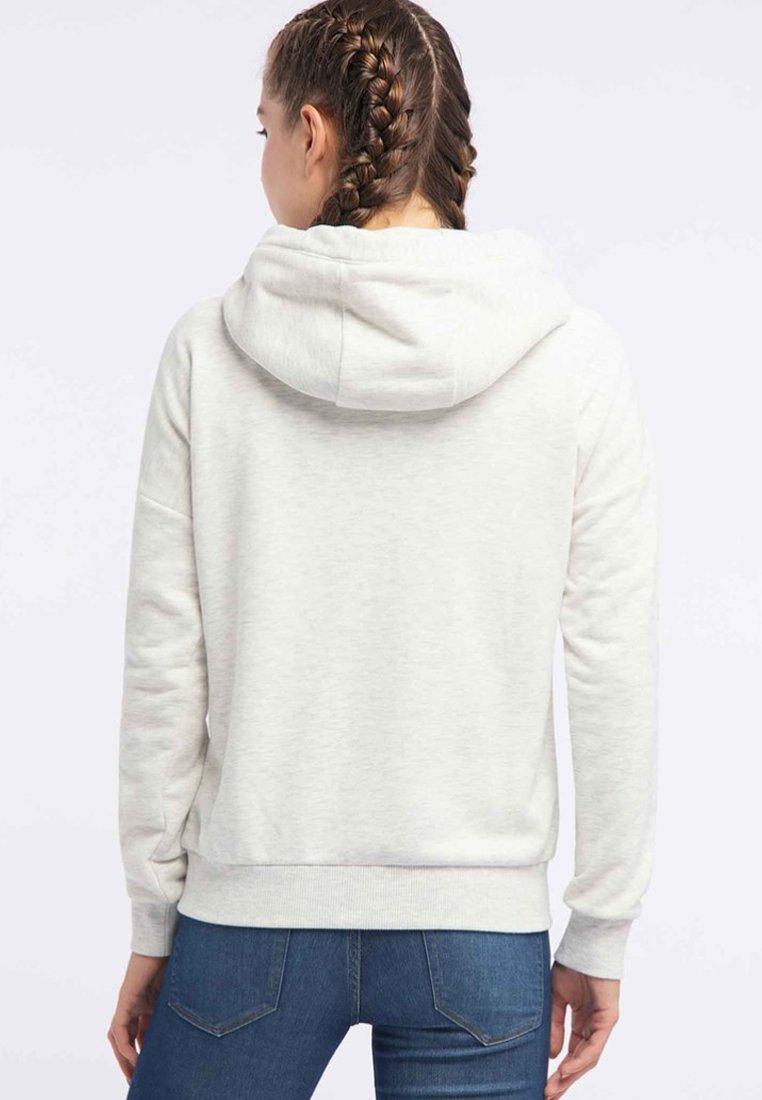 Huge Surprise Women's Clothing myMo Hoodie wool white eTf4DPlf0