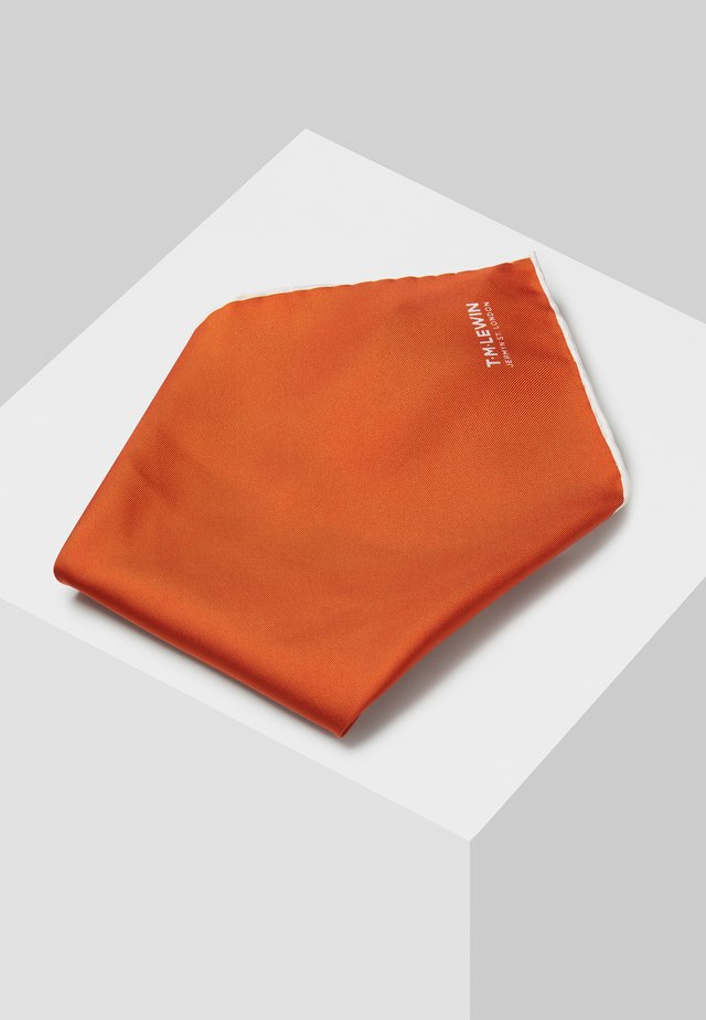 Pocket square - orange