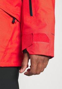 The North Face - BRIGANDINE FUTURELIGHT JACKET EVE - Ski jacket - flare/timbertan - 6