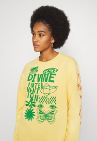 NEW girl ORDER - DINVINE INTENTIONS - Bluza - yellow - 5