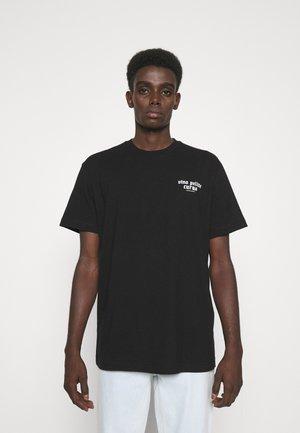 PELLITE - Print T-shirt - black/white