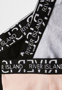 River Island - 3 PACK - Leggings - Trousers - pink - 2