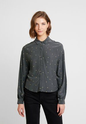 MARGOT - Button-down blouse - scattered