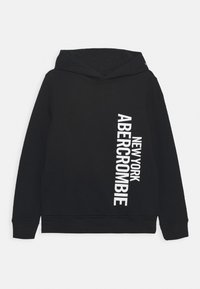 Abercrombie & Fitch - CHAIN - Sudadera - black - 0