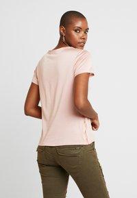 Banana Republic - ELEVATED TEE - T-shirt basic - blush - 2