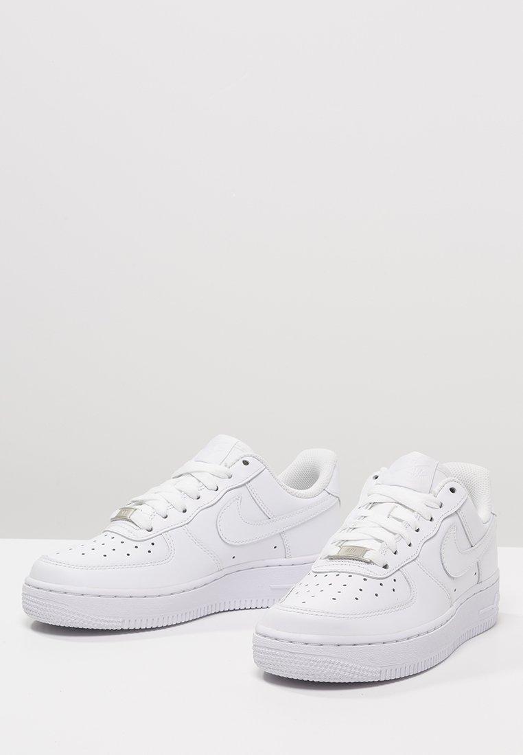 Nike Sportswear Air Force 1 Trainers White Zalando Co Uk