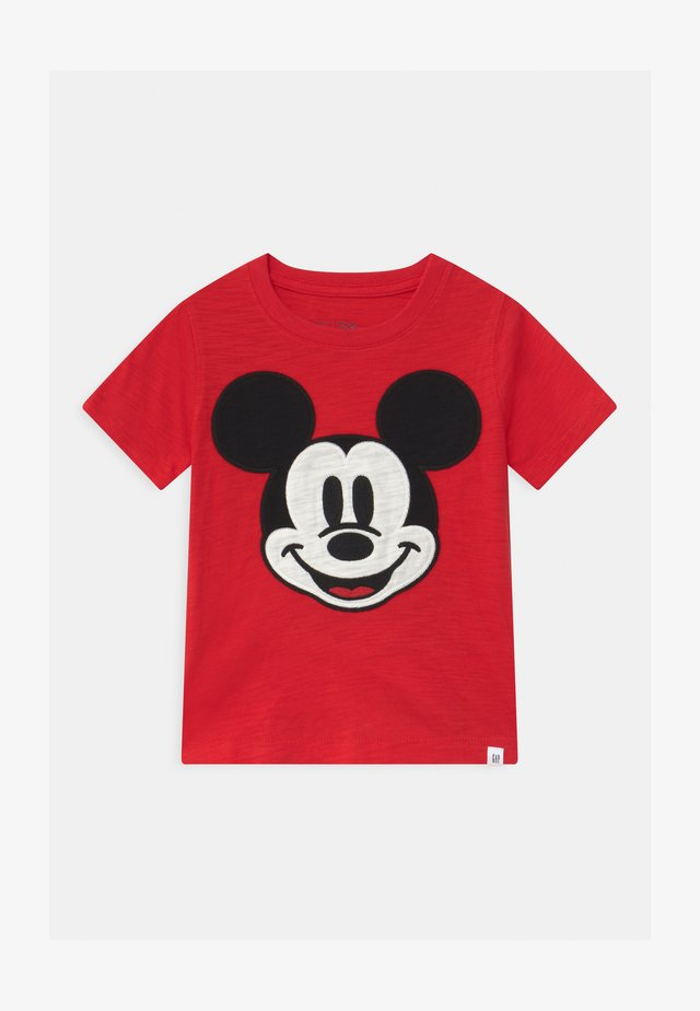 TODDLER BOY - T-shirt print - pure red