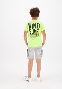 Vingino - Denim shorts - light grey - 1