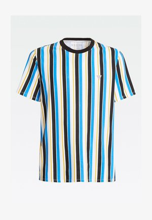 T-shirt con stampa - gemustert multicolor