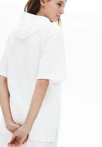 Lacoste - Hoodie - blanc - 1