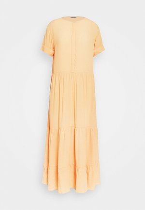 ENJULIET MAXI DRESS - Nightie - salmon buff