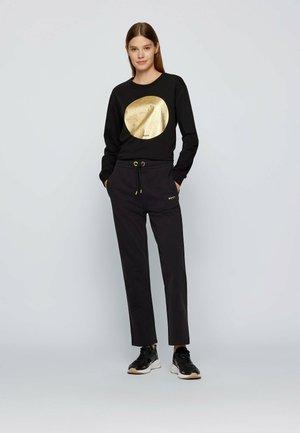 C_ELSA - Long sleeved top - black