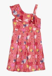 Friboo - Korte jurk - pink - 0