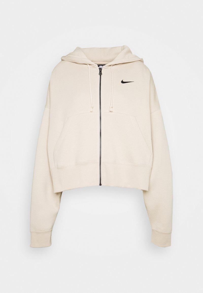 Nike Sportswear - TREND - Hettejakke - oatmeal/black