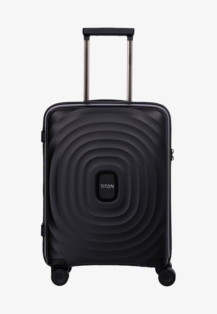 Titan - Wheeled suitcase - black
