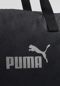 Puma - CORE UP LARGE SHOPPER - Shoppingveske - black - 3