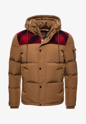 EVEREST  - Winter jacket - canyon beige