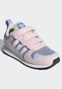 adidas Originals - ZX 700 HD CF C - Trainers - pink - 1