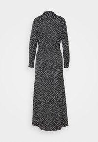 Banana Republic - SHIRTDRESS - Maxi dress - black - 1