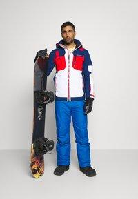 Spyder - TORDRILLO GTX - Snowboardová bunda - white - 1
